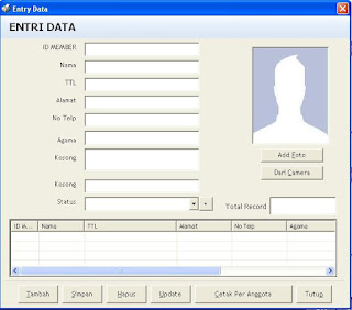 Download Software Kartu Member