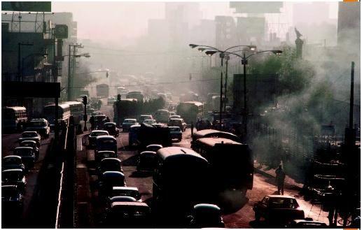 Udara Paling Tercemar Di Dunia