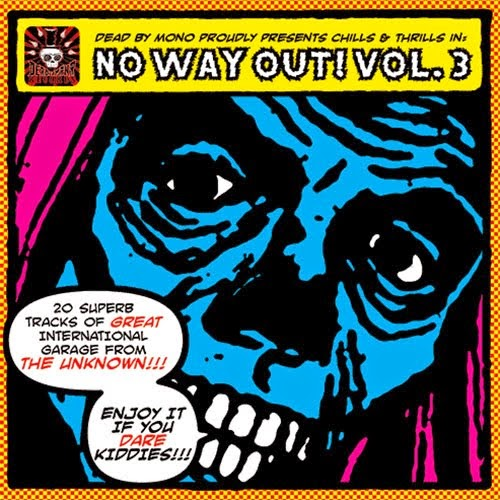 NO WAY OUT! Vol.3 - 20 Superb Tracks of Great Garage... CD