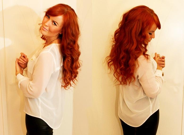 Kuparinväriset hiukset kenelle sopii