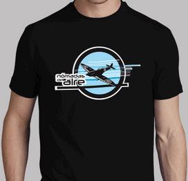 Camisetas Nómadas del Aire