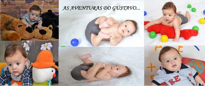 Aventuras do Gustavo.