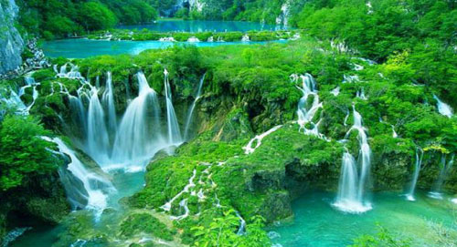 Air terjun Plitvice