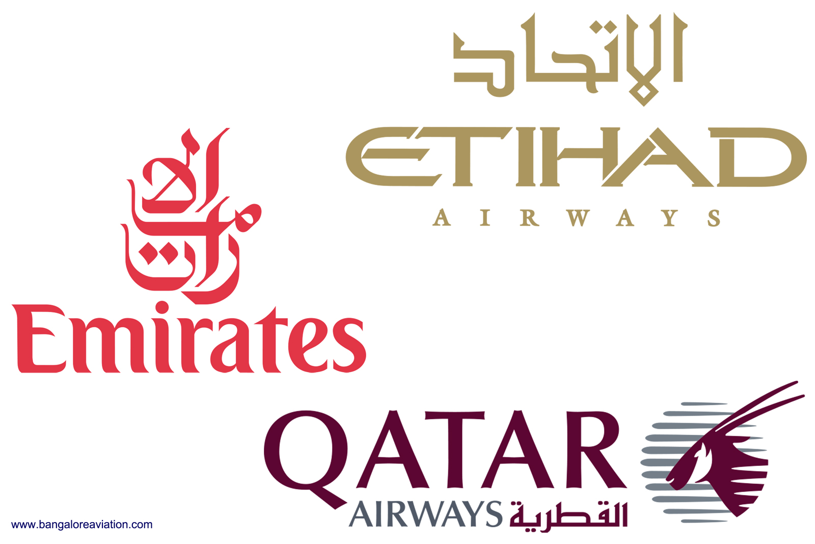 Opinion  The Etihad-Jet Airways-Kingfisher Airlines love triangle  Who    Emirates Airways Logo