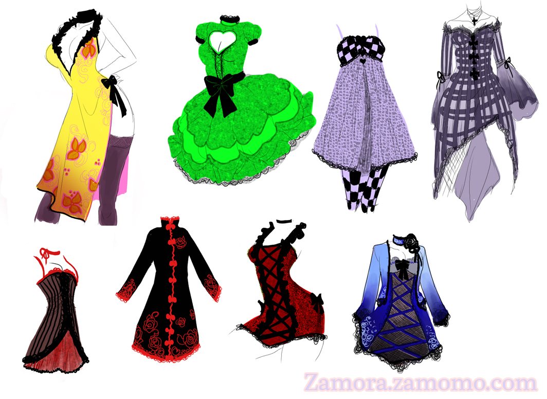 Cute Dress Designs