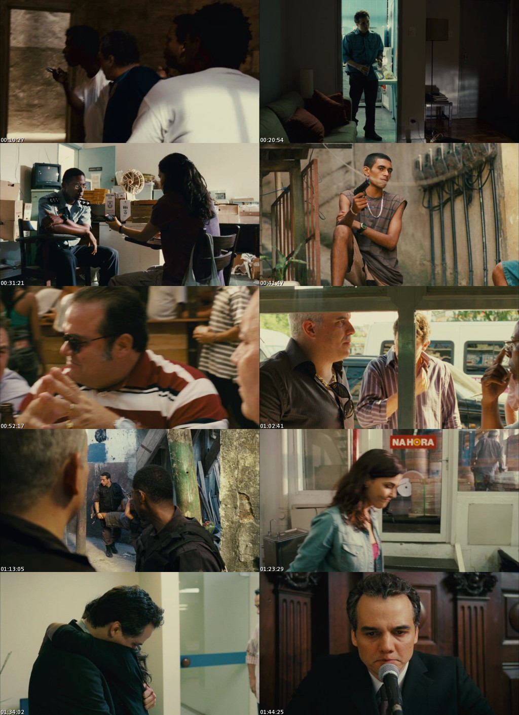 Tropa de Élite 2 (2010) [DVDRip] [Latino]