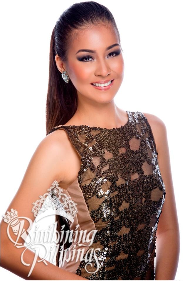 Bb. Pilipinas 2013 Candidate No.  29:  Miss Pauline-Quintas
