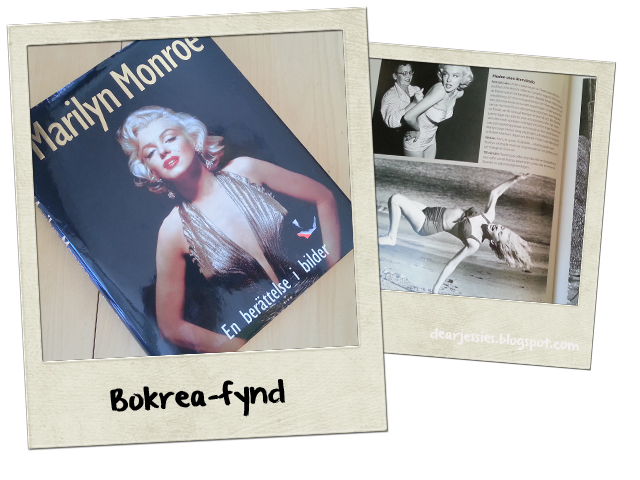 Marilyn Monroe, pictures, book, photographs