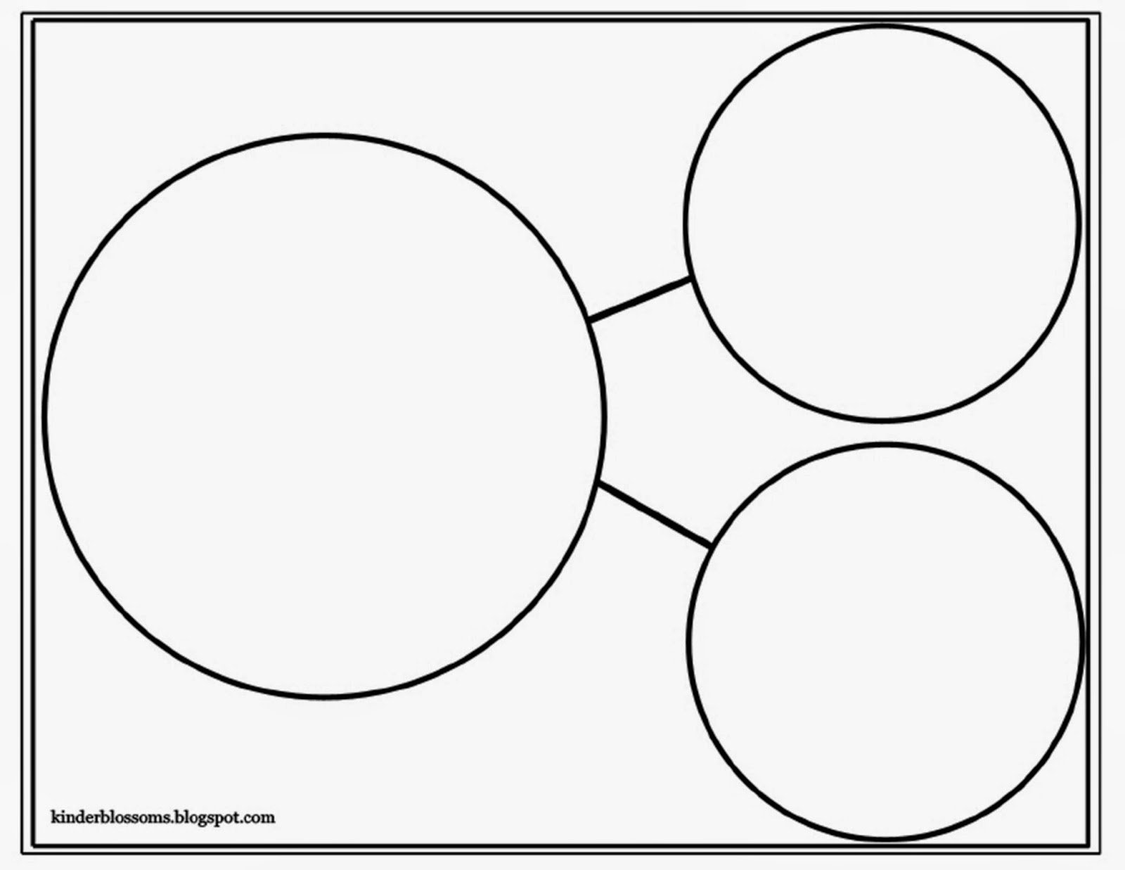 Large Number Bond Template by Kelly G | Teachers Pay Teachers