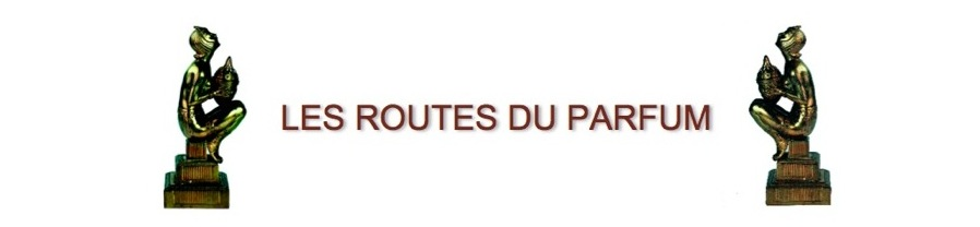 LES ROUTES DU PARFUM