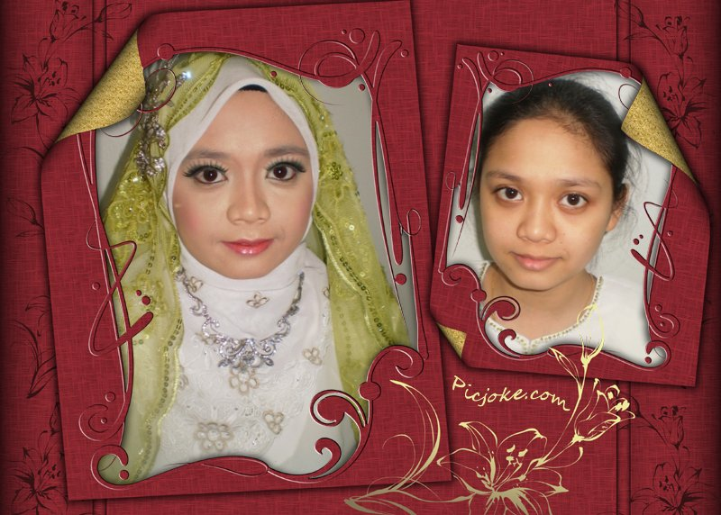 Make-up Bertunang