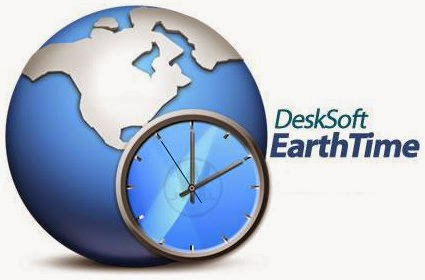 DeskSoft EarthTime 5.4.2 + Crack
