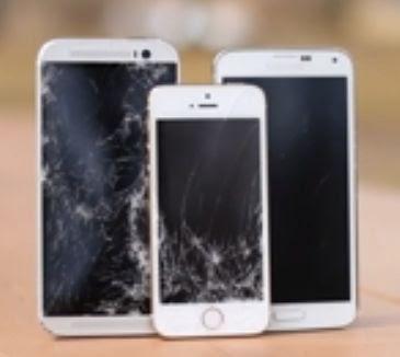 Video tes drop HTC One M8 vs Samsung Galaxy S5 vs iPhone 5S