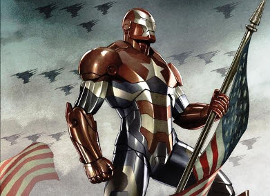 patriota de ferro