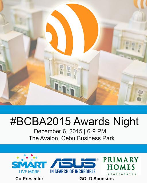 #BCBA2015 Awards Night