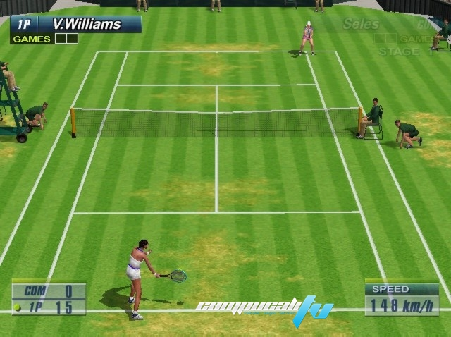 Virtual tenis 1 PC Full Español Portable Descargar 1 Link