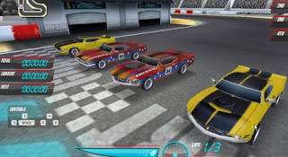 Race Track Rivals (Joc FB)