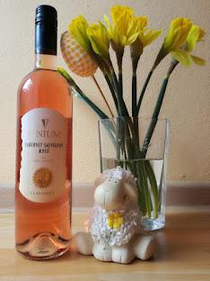 víno na duben