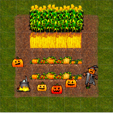 Picnic Adventures! Pumpkin Patch Preview with Props ;)