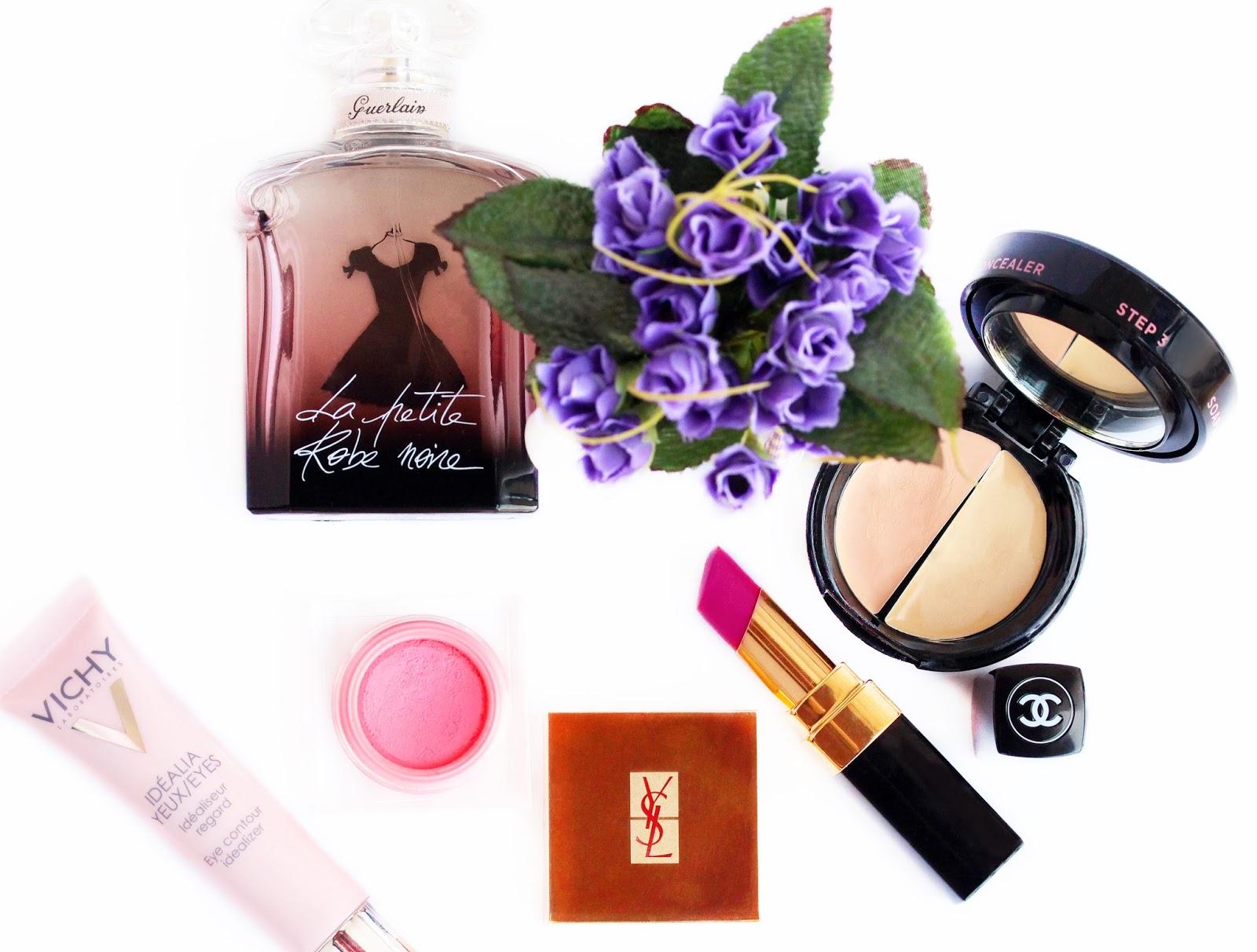 Beauty Favorites blog
