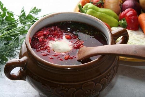 Blog Svetlana Midkiff. Russian borscht