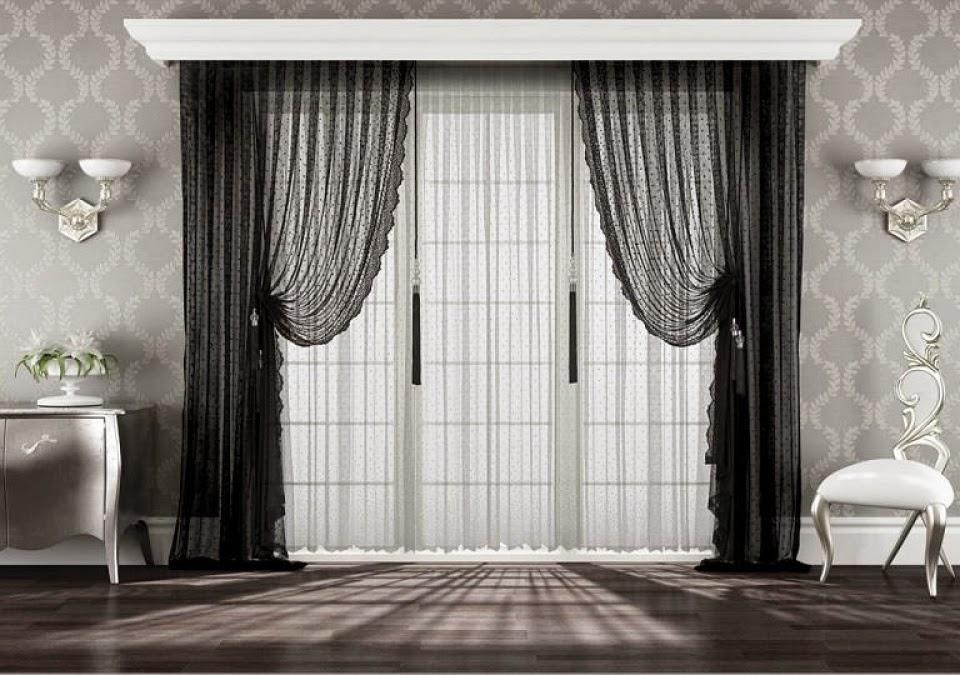 Choisir votre rideaux salon rideaux et voilages for Deco rideaux pour salon