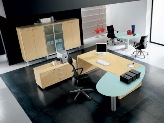 Inicio del escritorio de oficina ideas de decoraci n for Accounting office design ideas