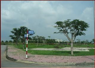 Bán nền phố HUD1 (sổ đỏ) - Đất nền Nhơn Trạch - Đồng Nai