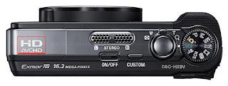 AVCHD Compact Camera - Sony HX9V