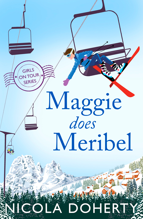 Maggie does Maribel by Nicola Doherty Illustration Adrian Valencia