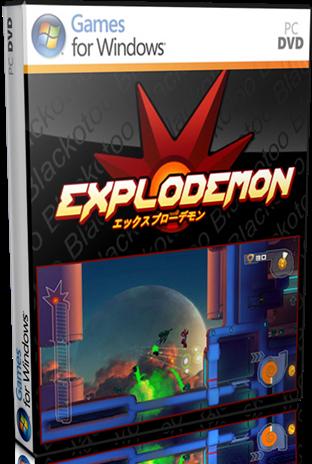 Explodemon 2011 PC Full Español [Theta] Descargar 1 Link