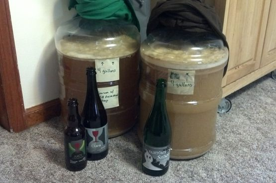 Two Saisons - Hill Farmstead and Fantome