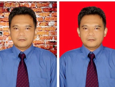 Cara Mengganti Background Dan Edit Pas Foto Menggunakan Photoshop