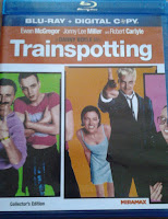 DVD Cover - Trainspotting