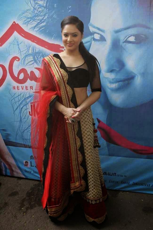 Nikesha Patel In Designer Lehenga