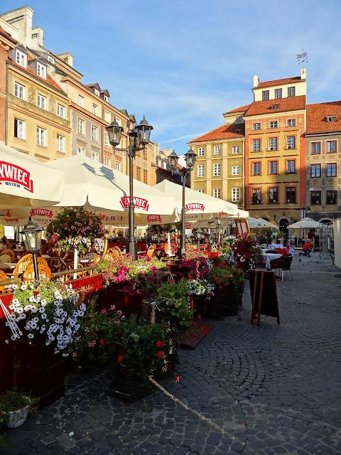 Rewitalizacja nawierzchni Rynku Starego Miasta