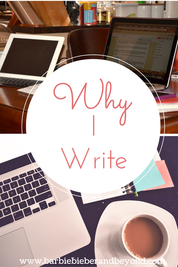 Why I Write Blog Posts