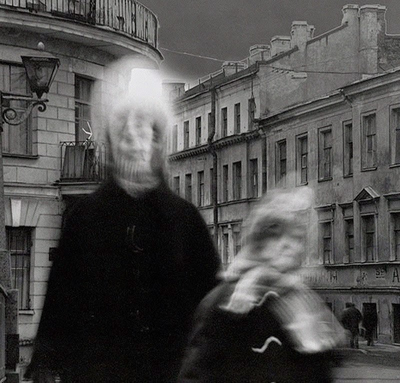Alexey Titarenko (B. 1962). THREE WORKS FROM THE CITY OF SHADOWS SERIES AND FOUR WORKS FROM TIME STANDING STILL SERIES, 1993-1999. 11,250 GBP