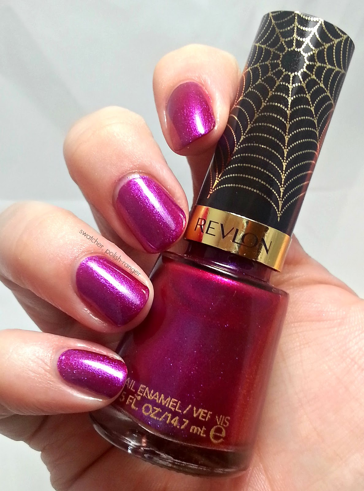 Revlon Electric Chrome Collection LE Gwen's Crush swatch