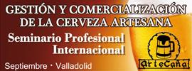 Seminario Internacional Cerveza Artesana