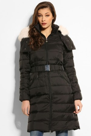 abrigo mujer Guess