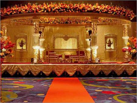 Celebrity Gossip South Indian Wedding Decoration