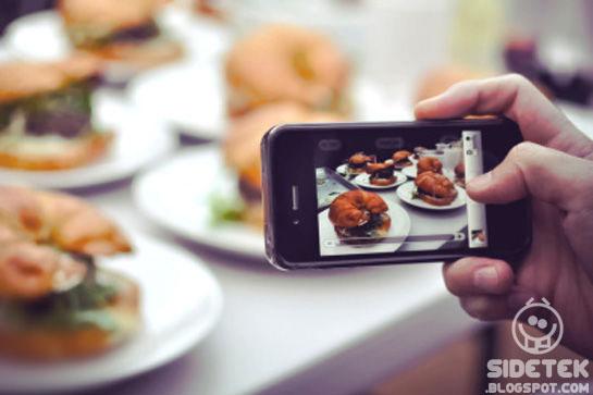 Pamer Makanan di Facebook, Twitter dan Lainnya Ternyata Termasuk Petanda Gangguan Mental