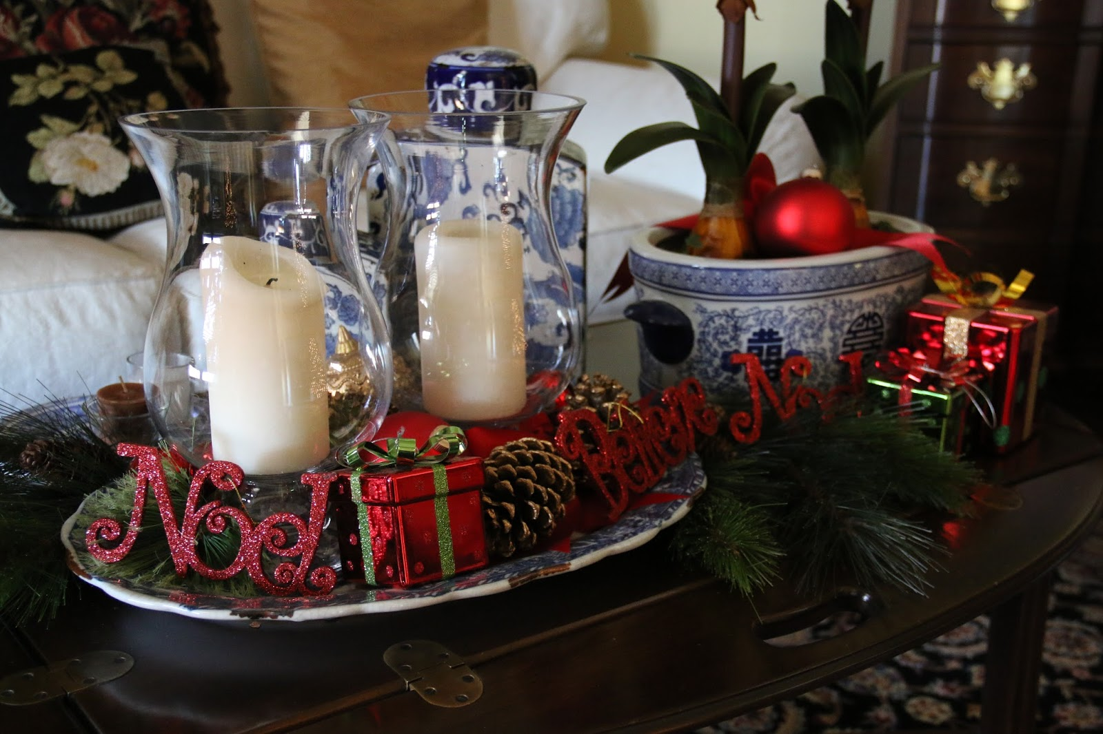 Christmas Past Tablescape Ideas My Kentucky Living