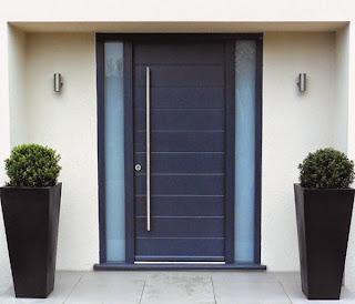 8 Desain Pintu Rumah Modern Minimalis