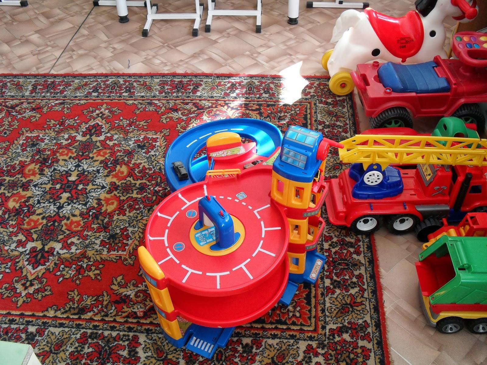 схема конструирования грузовика детский сад