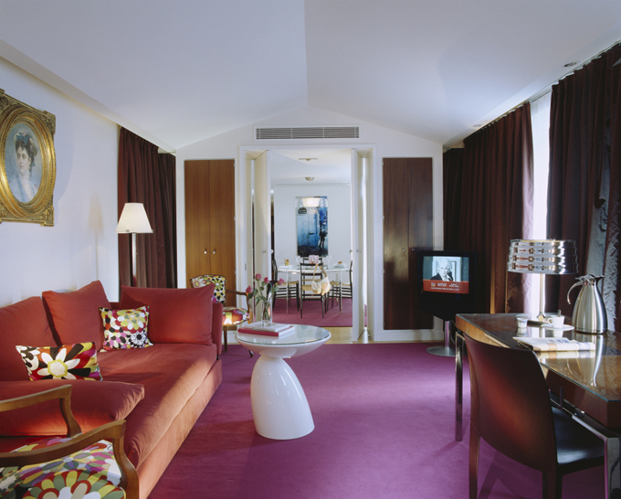 passion for luxury hotel de sers paris hotel. Black Bedroom Furniture Sets. Home Design Ideas