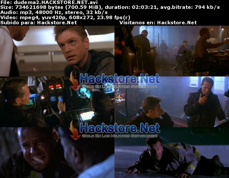 Captura Duro de Matar 2 (1990) DVDRip Latino