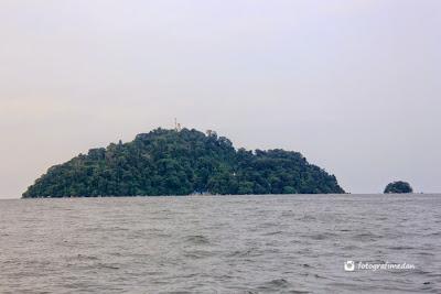 foto pulau berhala dan pulau sokong nenek