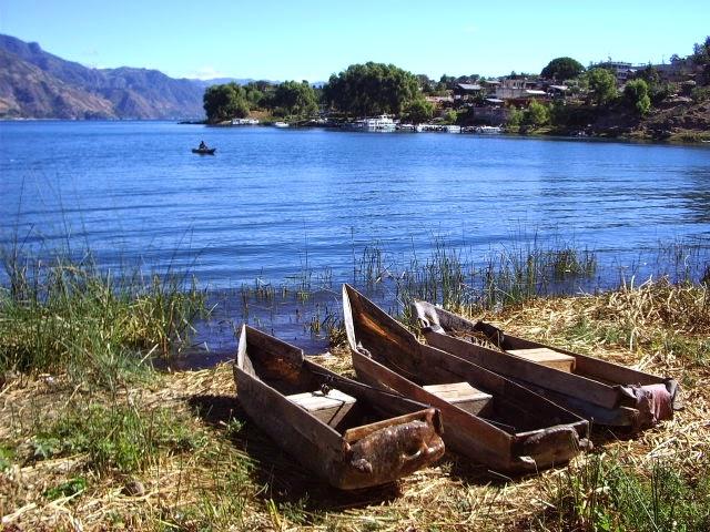 San Pedro on Lago Atitlan